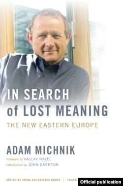 Обложка книги Адама Михника