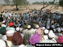 A rural jirga is held near the Khyber Pass.