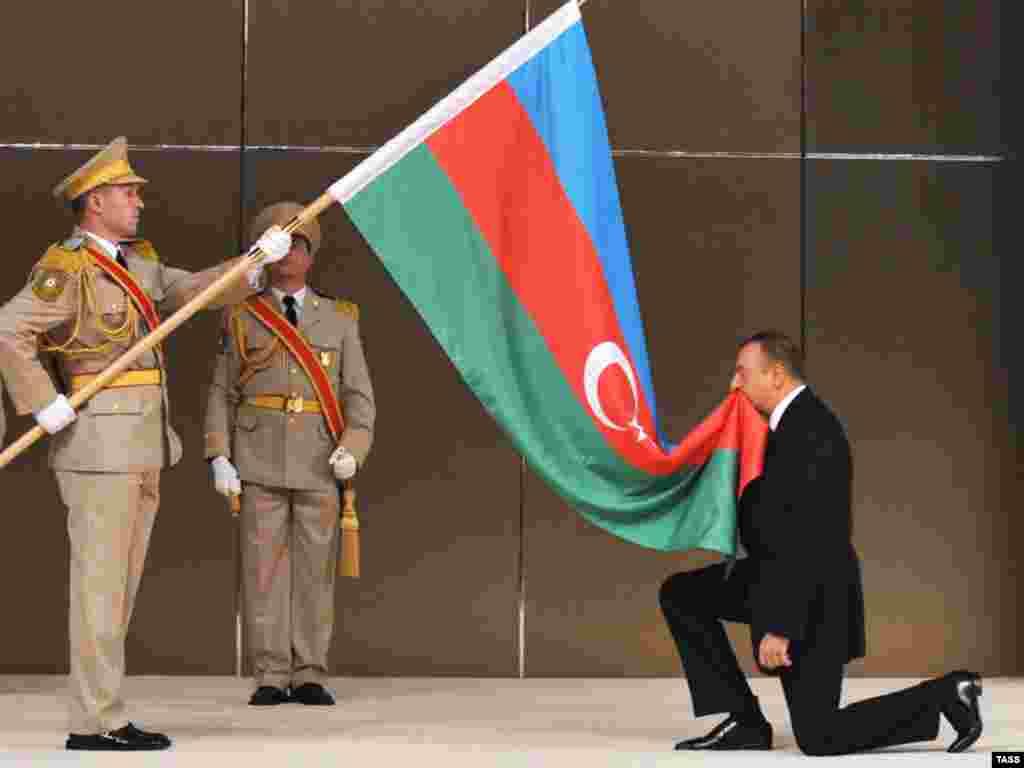 Prezident İlham Əliyev, 2008