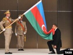 İlham Əliyev, 2008-ci il