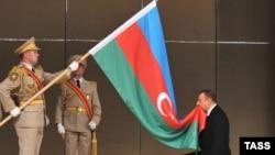 İlham Əliyevin andiçmə mərasimi, 24 oktyabr 2008