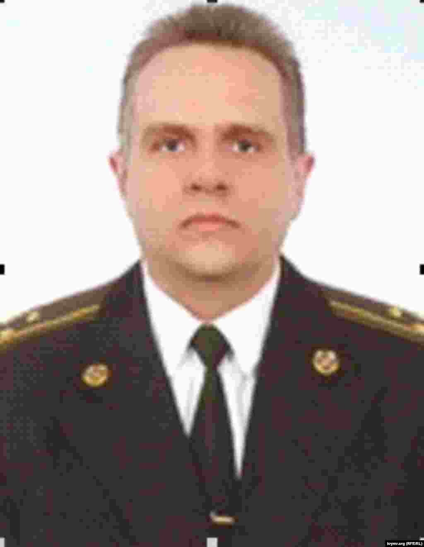 Александр Тютюгин - сотрудник ФСБ в минсоцполитики Крыма
