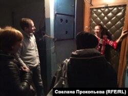 Refugiați ucraineni în regiunea Pskov din Rusia