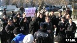 Yanvarın 25-də blokun nümayəndələri Bakı Şəhər Baş Polis İdarəsinə çağırılaraq xəbərdar olunmuşdular