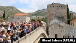 Skokovi sa Starog mosta, ilustrativna fotografija