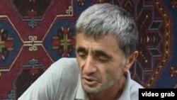 Рамазан Джалалдинов, житель села Кенхи, жаловавшийся на коррупцию в Чечне.