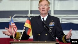 ABŞ admiralı James Foggo