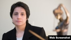 Human rights lawyer Nasrin Sotoudeh