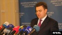 Віктор Бондар, голова облдержадміністрації Дніпропетровщини