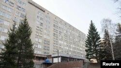 Pamje e një pjese të Harkovit në Ukrainë