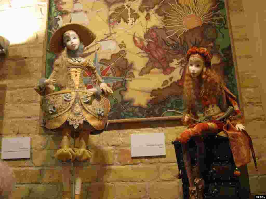 Ляльки - пошт Єлізавети
