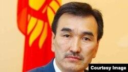 2007-2010-жылдары Кыргызстандын Орусиядагы элчиси болгон Раимкул Аттокуров.
