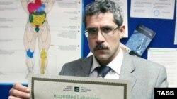 Ресейдің допингке қарсы зертханасының бұрынғы директоры Григорий Родченков.