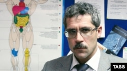 Grigory Rodchenkov, the former director of Russia's Anti-Doping Agency (file photo)