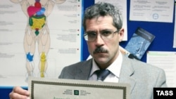Grigory Rodchenkov, the former director of Russia's anti-doping laboratory (file photo)