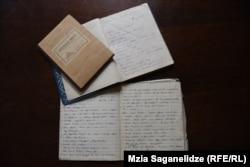 მეტეხის ციხეში დაწერილი დღიურები