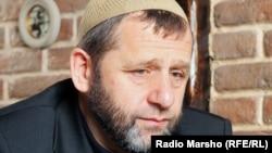 Имам мечети в Насыр-Корте Хамзат Чумаков