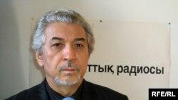Хасен Қожа-Ахмет, 1960-70 жж. қазақ диссиденті. Алматы, 10 желтоқсан 2008 ж.