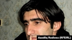 """Azadlig"" reporter Ramin Deko says he was warned to stop his opposition activities."