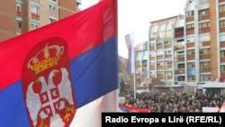Protesta e serbëve në veri