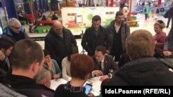 Встреча с клиентами Татфондбанка в Казани