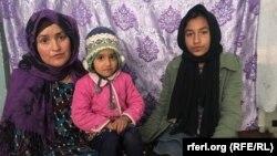 Femrat afgane në provincën Herat