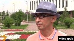 Қазақстанның Сириядағы бұрынғы консулы Бабыр Дәуренбек.