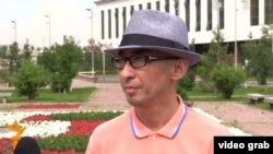 Бывший консул Казахстана в Сирии Бабур Дауренбек.