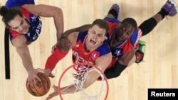 Košarka, ilustrativna fotografija