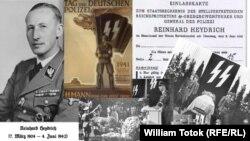 Reinhard Heydrich Montage