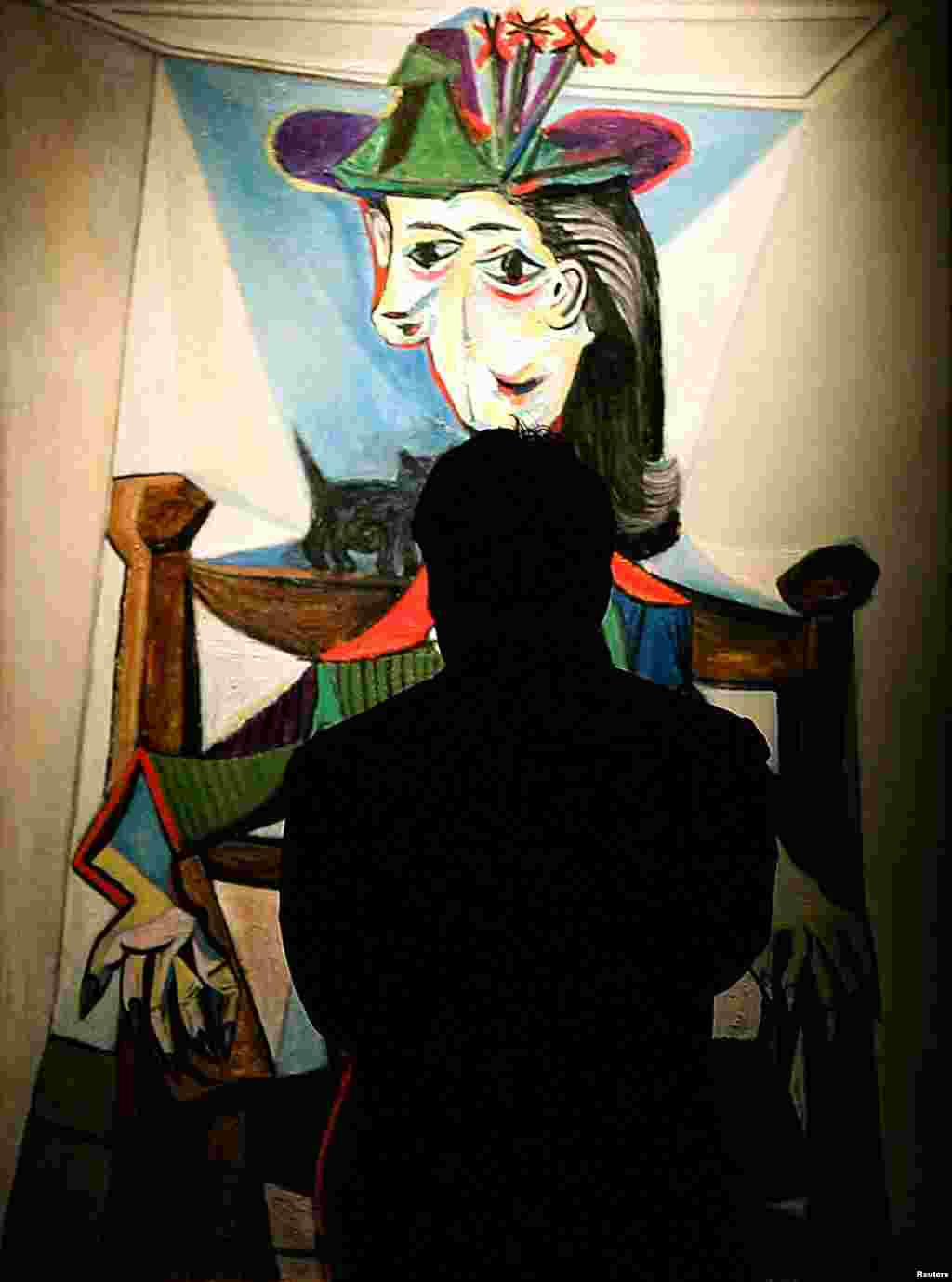 "Not surprisingly for such a high-profile artist, many of Pablo Picasso's works appear on lists of most expensive paintings. His ""Dora Maar au chat"" fetched more than $95 million at Sotheby's in 2006."