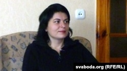 Belarusian journalist Natallya Radzina's whereabouts had been unknown since April 1.