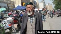 Un uigur la Turfan