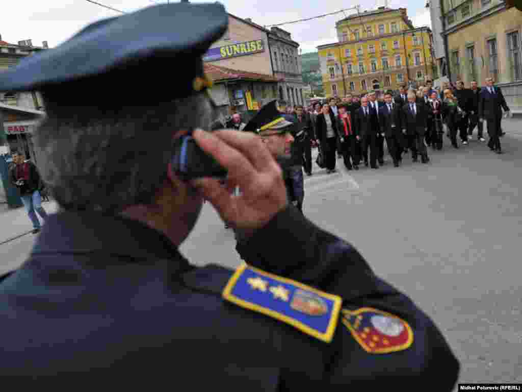 Sarajevo, 03.05.2011. Foto: RSE / Midhat Poturović