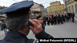 Sarajevo: Obilježena godišnjica Dobrovoljačke