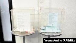 Glasanje na poslednjim izborima u Srbiji 2014. godine