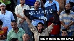 Египеттик салафилер нааразылык акциясы учурунда