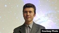 Сергей Назаров. Фотография с личной страницы Назарова Вконтакте.