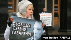 Евгения Чирикова, 17 марта 2012