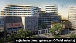 Izgled nove zgrade