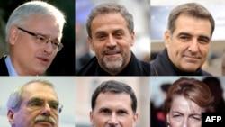 Na trećim predsjedničkim izborima građani će birati između 12 kandidata