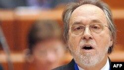 Поранешниот известувач на Советот на Европа, Дик Марти.