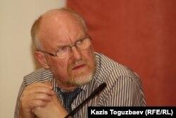 Бодо Лохман, проректор Казахстанско-Немецкого университета.