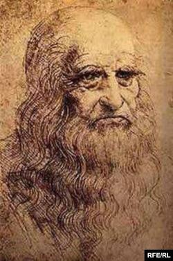 Leonardo da Vinci, avtopotret