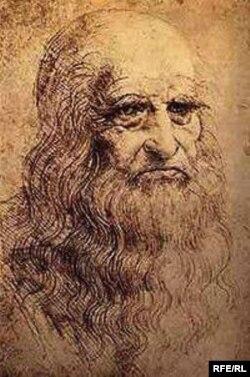 Leonardo da Vinci, avtoportret