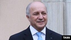 Франция сыртқы істер министрі Лорен Фабиус.