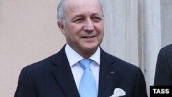 Міністр закордонних справ Франції Лоран Фабіус