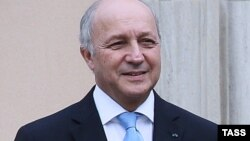 Франция сыртқы істер министрі Лоран Фабиус.