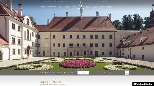 Палац XVII століття Тальгайм