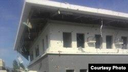 Взрыв в посольстве Китая в Бишкеке 30 августа